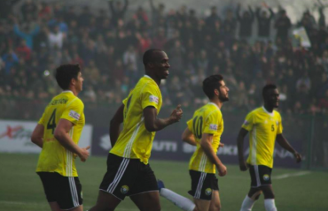 I-League 2018-19 HIGHLIGHTS: Real Kashmir get maiden win at home with a 2-0 win over Arrows