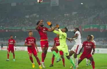 I-League 2018-19: Mohun Bagan lose long unbeaten streak, go down to Churchill 0-3