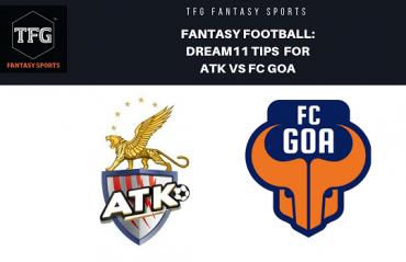 Fantasy Football- Dream 11 Tips for ISL 5 -- ATK vs FC Goa