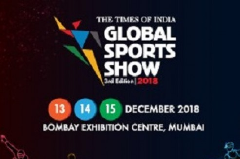 Giving a boost to sustainable sporting eco system in India, Global Sports Show 2018 is back with its third edition
