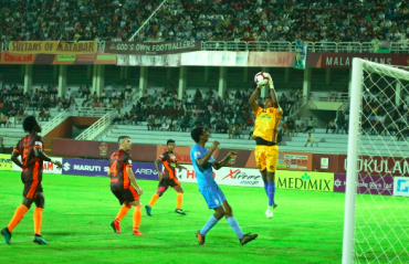 I-league 2018-19 -- Gokulam Kerala FC and Churchill Brothers play out a 1-1 draw