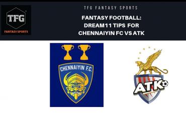 Fantasy Football- Dream 11 Tips for ISL 5 -- Chennaiyin FC vs ATK