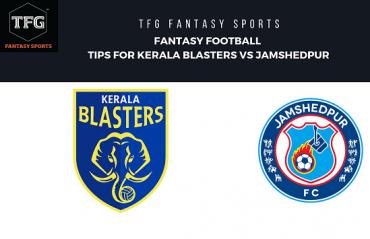 Fantasy Football - Dream 11 tips for ISL 5 -- Kerala Blasters FC vs Jamshedpur FC
