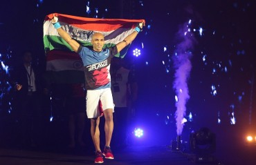 Brave MMA: Major Indian MMA fighter withdraws due to injury
