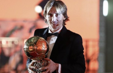 A Ballon D'or for the team game