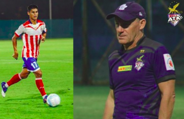 ISL 2018-19 -- Steve Coppell says it's tough for Eugeneson Lyngdoh to get a start at ATK