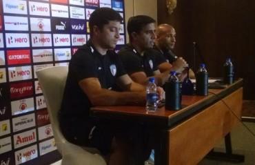 Cesar says that NEUFC's Indian boys will play a big part through ISL