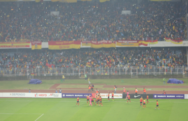 I-League 2018-19: Action packed Kolkata Derby sees East Bengal get the last laugh
