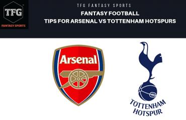 Fantasy Football- Dream 11 - EFL Cup -- Arsenal vs Tottenham Hotspurs