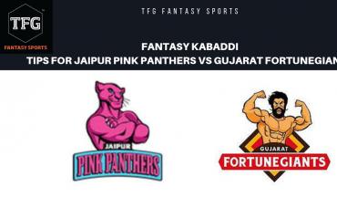 TFG Fantasy Sports: Fantasy Kabaddi tips for Gujarat Fortune Giants vs Jaipur Pink Panthers -- Pro Kabaddi League
