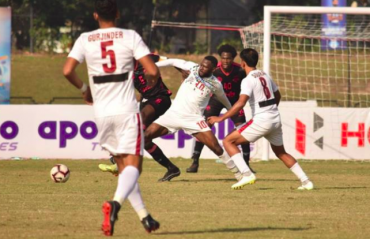 I-league 2018-19 HIGHLIGHTS: Late goal by Kisekka sees Mohun Bagan beat Minerva Punjab