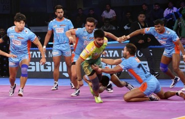 Bengal Warriors thrash Patna Pirates 39-23