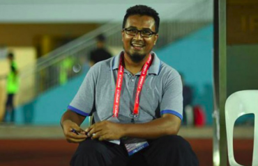 #TFGInterview - Chennai City FC head coach Akbar Nawas on the club's long term vision, tight title race and poor refereeing in I-League