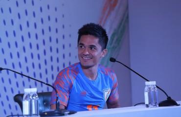 Sunil Chhetri sets the best example: Renedy Singh