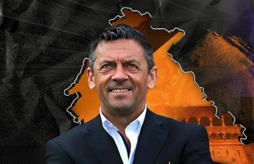 Phil Brown joins as Head coach of FC Pune City