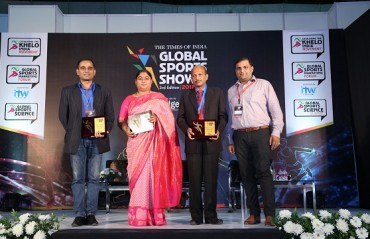 The Times of India Global Sports Show 2018 Day 1, brings together titans of the ecosystem