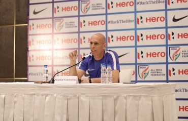 The situation is fantastic for Indian football, states Stephen Constantine