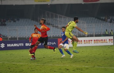 Real Kashmir's draw against Quess East Bengal creates 3-way tie atop Hero I-League table