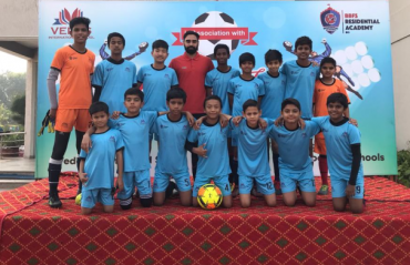 Bhaichung Bhutia Football School is holding trials for its residential academy in 30 cities