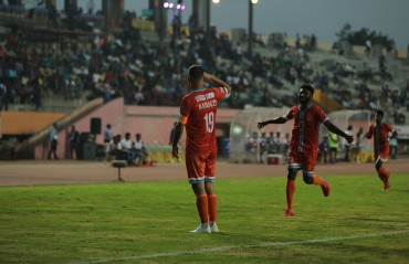 Pedro Manzi hattrick overwhelms Shillong Lajong as Chennai City take pole position again