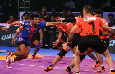 UP Yoddha produced a terrific all-round performance to knock out favourites U Mumba in the first eliminator of Vivo Pro Kabaddi League season 6