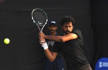 Saketh progresses to main draw at the Tata Open Maharashtra