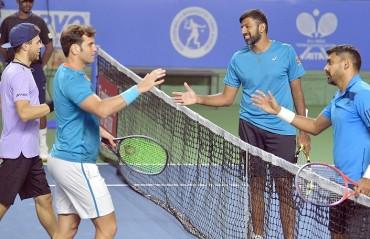 Bopanna-Divij, Ramanathan start with contrasting wins