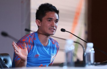 We are a team who hate to lose, and we have proven it in recent times: Sunil Chhetri