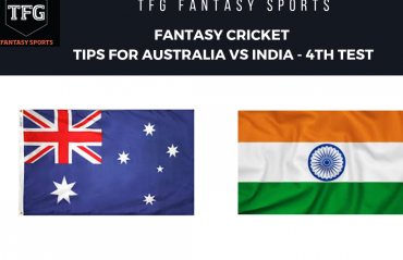 TFG Fantasy Sports: Fantasy Cricket tips for Australia v India--4th Test