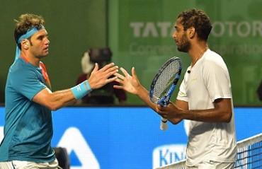 Tata Open: Ramanathan goes down fighting against fourth-seeded Jaziri