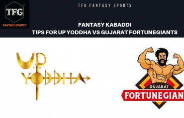 TFG Fantasy Sports: Fantasy Kabaddi tips for UP Yoddha vs Gujarat Fortune Giants - Qualifier 2 - Pro Kabaddi