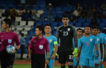 Communication between the defenders and goalkeeper is a hallmark of a strong team says Gurpreet Singh Sandhu