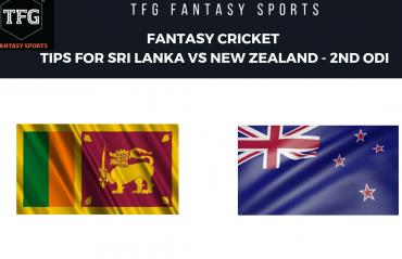 TFG Fantasy Sports: Fantasy Cricket tips for New Zealand v Sri Lanka 2nd ODI