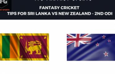 TFG Fantasy Sports: Fantasy Cricket tips in Hindi for New Zealand v Sri Lanka 2nd ODI