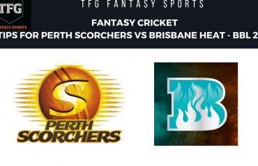 TFG Fantasy Sports: Fantasy Cricket tips for Perth Scorchers v Brisbane Heat BBL 08