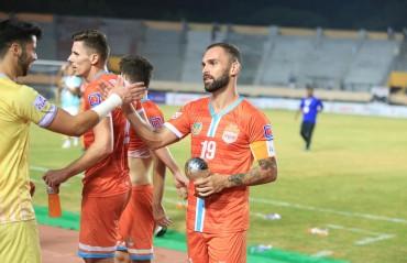 Chennai City ride Pedro Manzi's third hattrick to inflictseconddefeat on Gokulam