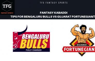 TFG Fantasy Sports: Fantasy Kabaddi tips for Gujarat Fortune Giants vs Bengaluru Bulls -- PKL Finals