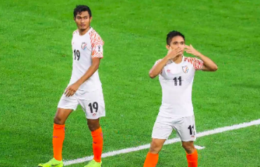 Asian Cup 2019 -- Thailand 1-4 India -- Blue Tigers break the War Elephants' will