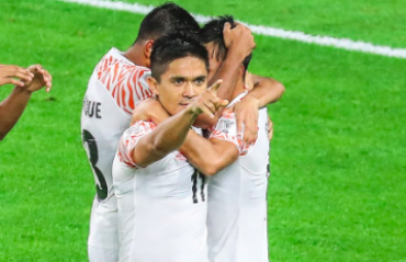 Sunil Chhetri credits team unity and bravery for historic win over Thailand