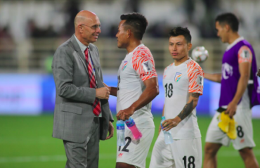 Asian Cup 2019: Four things India must fix before the U.A.E. game