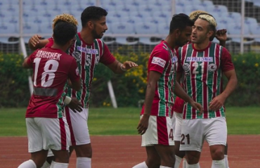 I-league 2018-19 -- Khalid Jamil delivers a win on his debut as Mohun Bagan coach
