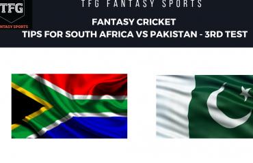 TFG Fantasy Sports: Fantasy Cricket tips for South Africa v Pakistan 3rd Test