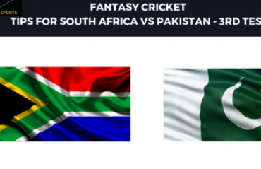 TFG Fantasy Sports: Fantasy Cricket tips in Hindi for South Africa v Pakistan 3rd Test