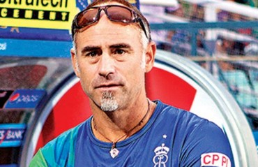 Rajasthan Royals appoints Paddy Upton as their Head Coach