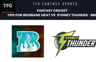 TFG Fantasy Sports: Fantasy Cricket tips for Sydney Thunder vs Brisbane Heat --- Big Bash 08