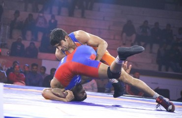 Haryana Hammers pip UP Dangal 5-2