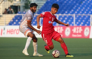Aizawl FC under new head coach face league leaders Chennai City