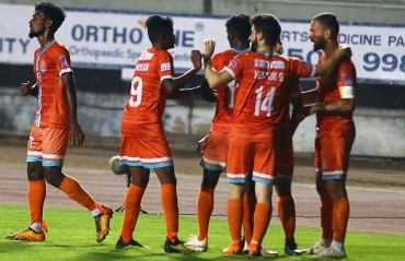 Hero I-League:  Manzi and Sandro brace in Chennai City's win over Aizawl FC