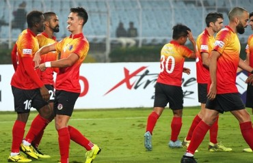 I-League 2018-19: East Bengal jump to second in league table as they overcome Arrows
