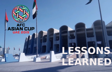 Asian Cup 2019 -- Final report from UAE -- Lessons for Indian football (TFG Tackles Ep 15)